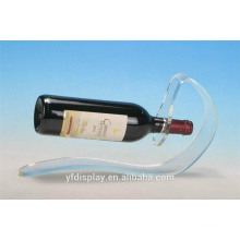 Customized Acrylic Wine Bottle Display Holder