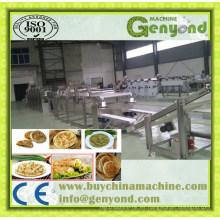 Línea de producción automática de pan rallado