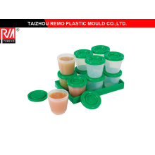 Baby Food Container and Freezer Trays Mould