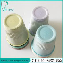 Disposable Dental Colorful cup 5oz