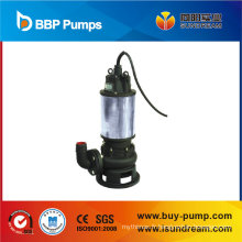 Pompe d'égout automatique d'agitation de série