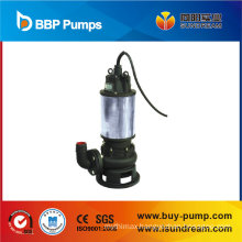 Series Automatic Stiring Sewage Pump