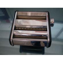 Black 180mm Classic Complete Manual Pasta Making Machine, Equipments  For Fettuccine