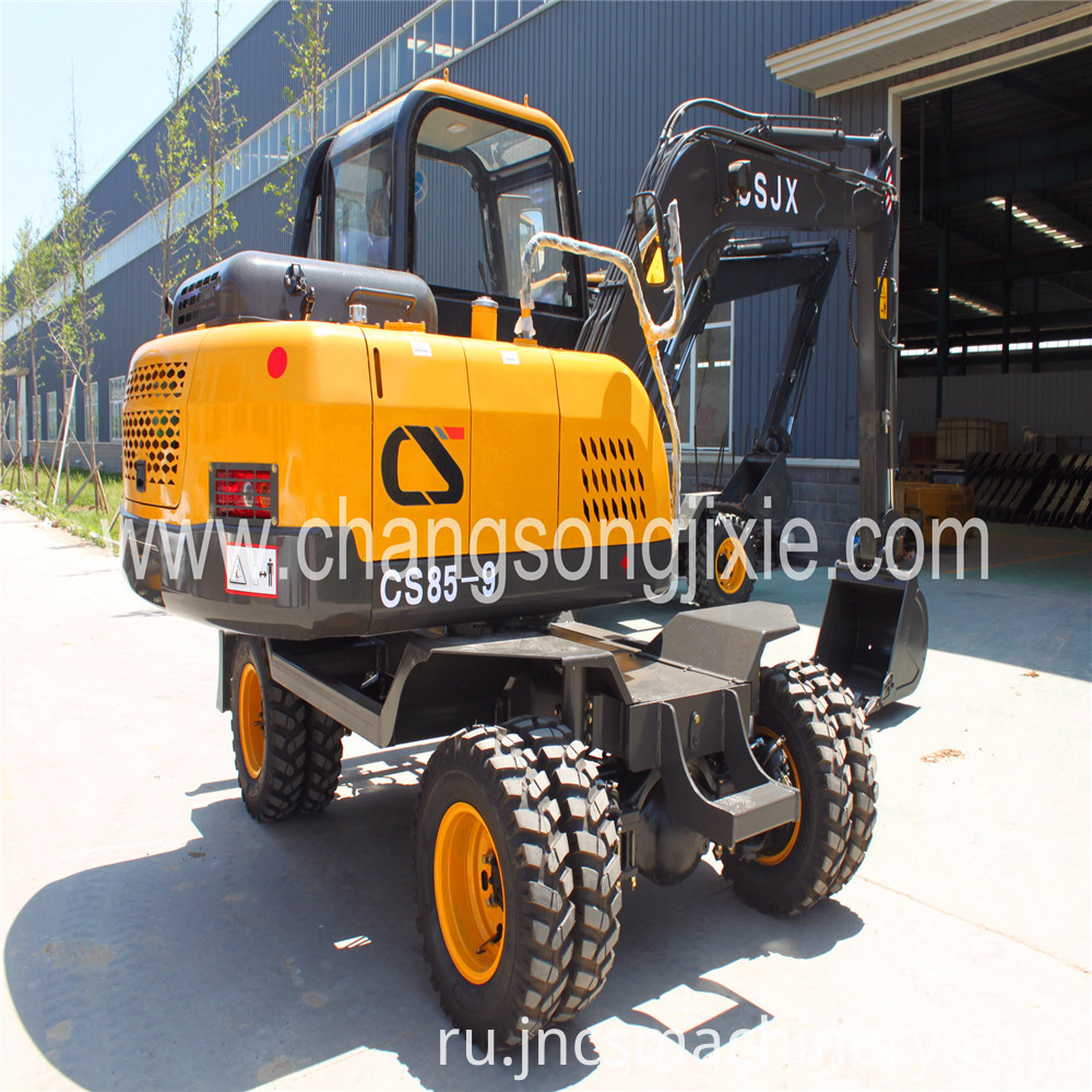 wheel digger 7T 6T with competitive offer