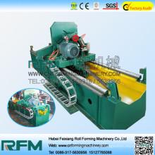 Máquina de formação de rolo de tubo quadrado de aço FX