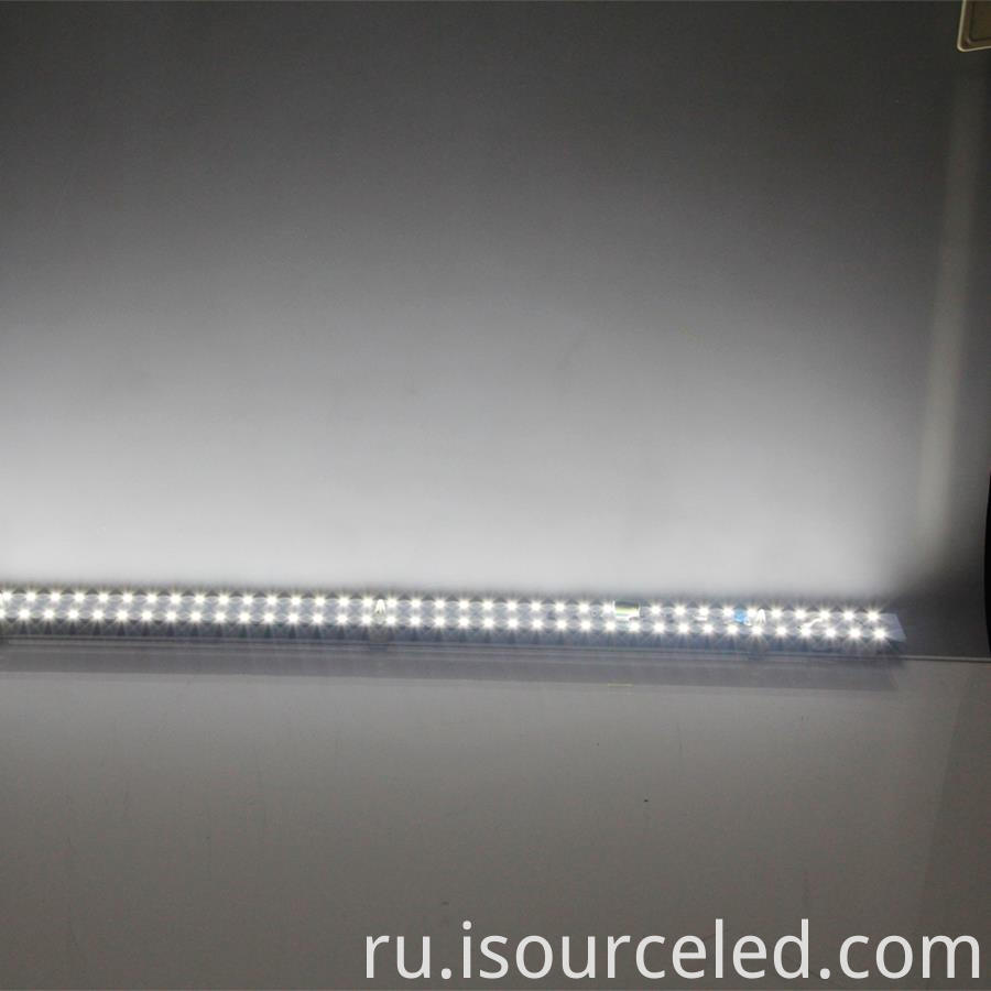 RED SMD LED modules product power-on luminous diagram