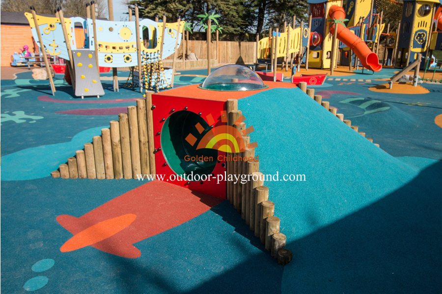 toddler tunnel park playground for kids