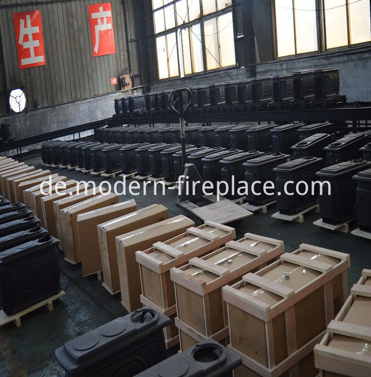 Companies of Wood Stove Packaging