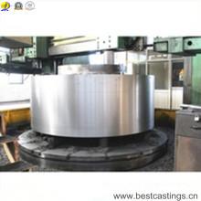Rodillo forjado de acero al carbono forjado pesado