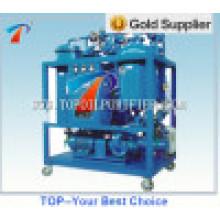 Sistema de Purificação de Óleo de Turbina a Vapor e a Gás (TY-100)