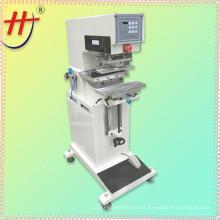 Uma cor sistema de tinta aberta pad pad impressora pad preço máquina de impressão