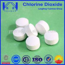 Fábrica de Fungicidas de Dióxido de Cloro para el Tratamiento de Agua de China Proveedor