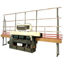 Display digital vidro máquina de chanfradura em linha reta