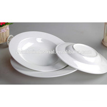 Healthy chinese white special durable porcelain kitchenware