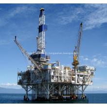 Machine de plate-forme de forage rotative hydraulique de plate-forme de forage de pétrole