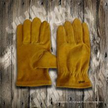 Kinder Garten Handschuh-Leder Handschuh-Arbeits Leder Handschuh-Sicherheits-Handschuh-Industrie Handschuh