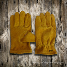 Children Garden Glove-Leather Glove-Working Leather Glove-Safety Glove-Industrial Glove