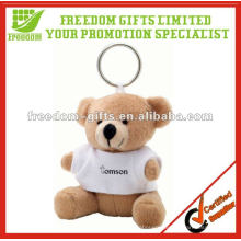 Best Selling Custom Plush Keychain
