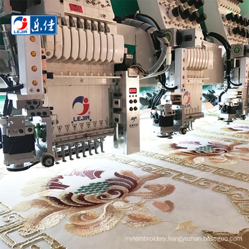 dahao computer 9 needle high speed industrial brother computerized embroidery sewing machines with price