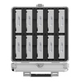 """Orico HDD protector Case for 10 pcs 3.5"""" HDD & SSD,HDD cover box"""