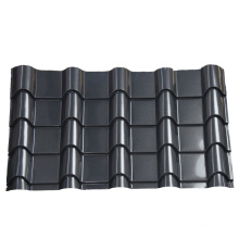 Building Material Roofing Tilede Galvanized Color Corrugated Metal Roof PPGI Color Coated Steel Roofing Sheet DDP Price Building Material
