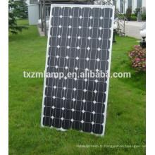 nouveau venu yangzhou populaire dans le système de panneau sola du Moyen-Orient / liste de prix du panneau solaire