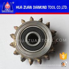 Diamond Rotary Bush Hammer Grinding Wheel for Litchi Surface