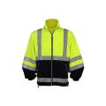 Sudadera De Seguridad Reflectante Chaqueta 100% Polyester Safety Reflective Sweatshirt