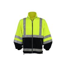 Reflektierende Sicherheits-Sleeveless Hoodie Klasse 3 En20471