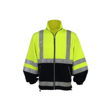 Reflective Safety Sleeveless Hoodie Class 3 En20471