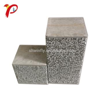 Edificio que carga teniendo la partición del panel sándwich del cemento Eps, Eps Foam Eps Sandwich Wall Board Interior