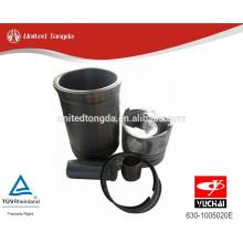 Kit de cylindre YuChai moteur YC6105 1630-9000210 *