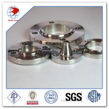 "ASTM A182 F316L 4 ""300lb Lb RF Wn Flange ANSI B16.5"