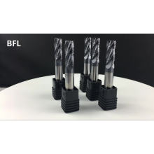 Outils de fraisage CNC de dégrossissage en carbure monobloc fabriqués en Chine