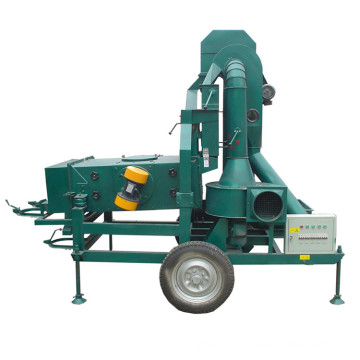 совместить очистки семян машины очистка зерна