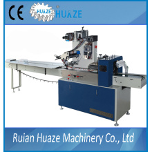 Automatic Flow Packaging Machine for Dumplings, Automatic Pillow Packaging Machine