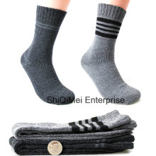 Hot Sale High Quality Men Winter Thermal Terry Socks