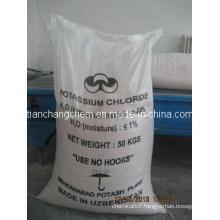 Potash Fertilizer Potassium Chloride Granular (Kcl 60%)