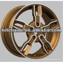 black american bbs/amg car rims for sale