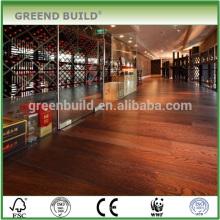 Дуб деревянный этаж B1 придает огнестойкость деревянных полов