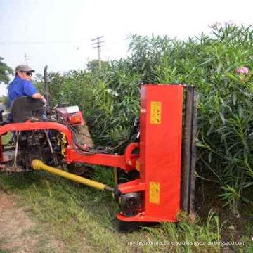 Компактный трактор с гидравлическим боковым Цеп косилки для трактора