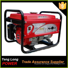 generator factory price 2kw gasoline generator with parts for sale