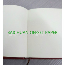 Natural White  Woodfree Offset Paper printing