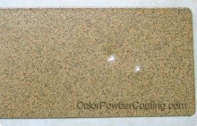 Exterior use Marble Effect Powder Coating
