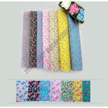 Складе 100% напечатанная Полиэфиром ткань microfiber Ширина 150см ткань для