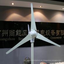 Horizontal mejor precio viento generador de turbina