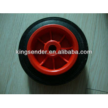 rubber wheel 5 inch