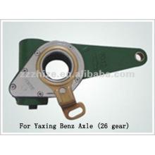 Braço de ajuste de ônibus (26 engrenagem) para Yaxing Benz eixo / Yutong bus peças de reposição