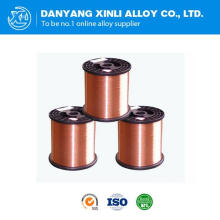 Alliage de cuivre Manganine Nickel en cuivre CuNi1 (NC003)