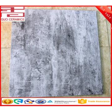 China fornecedor boa qualidade antiderrapante telhas de assoalho projetos para sala de estar porcelanato ladrilhos